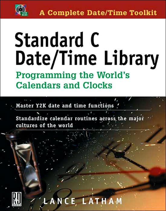 'Standard C DateTime Library' by Lance Latham
