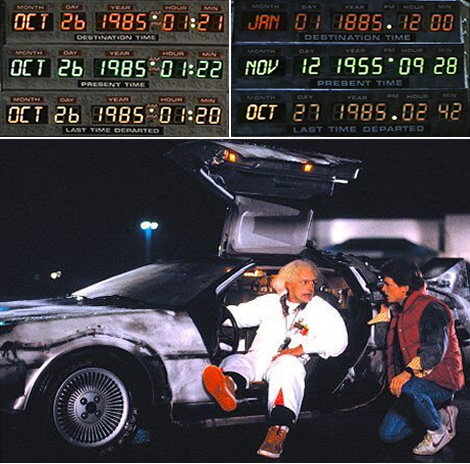 Back to the future User Interface